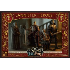 Lannister Heroes 1: A Song Of Ice and Fire Exp.