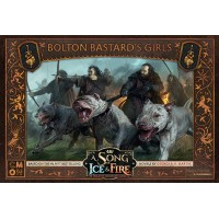 Bolton Bastard's Girls: A Song Of Ice and Fire Exp.