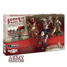 Zombicide Black Plague Set