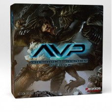 Alien vs Predator: The Hunt Begins 2nd Edition настольная игра