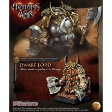 Dwarf Lord with two weapons