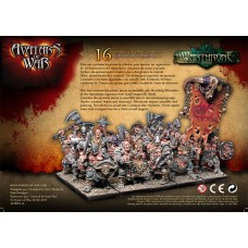 MARAUDERS OF THE APOCALYPSE WITH WEAPON & SHIELD