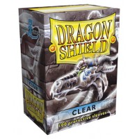 Dragon Shield Sleeves Clear (100)