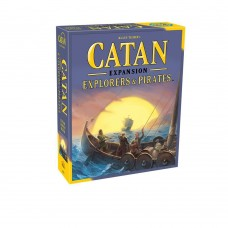 Explorers & Pirates 5 & 6 Player: Catan Exp (2015 Refresh)