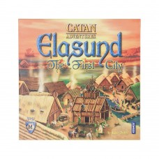 Elasund-The First City of Catan