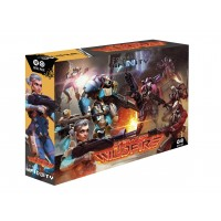 Operation: Wildfire Battle Pack with Hippolyta  Exclusive Model