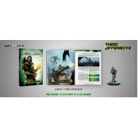 Infinity Third Offensive (EN) with Libertos Freedom Fighters (Third Offensive's Pre-Order Exclusive Model)