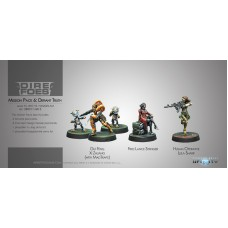 Dire Foes Mission Pack 6. Defiant Truth (Yu Jing vs Haqqislam) Leila Sharif, Xi Zhuang, Freelance Stringer