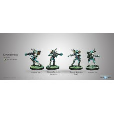 Kaauri Sentinels  (Submachine gun/ Sniper)
