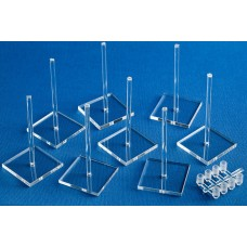 8x Medium Flight Stands Pack