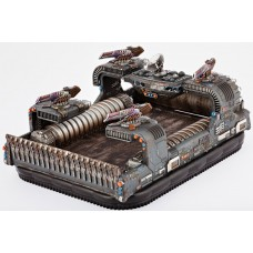 NT-5 Thunderstorm Custom Hovercraft