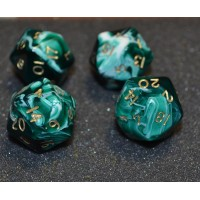 Turquoise D20