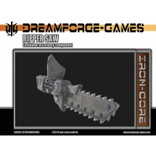 Ripper Saw Leviathan Weapon - 15mm Leviathan Accessory Weapon