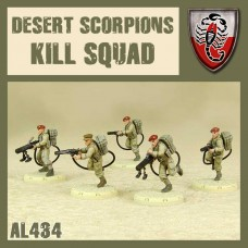 Desert Scorpions Kill Squad Kit