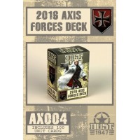 DUST 1947 AXIS FORCES DECK