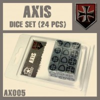 DUST 1947 Axis Dice Set
