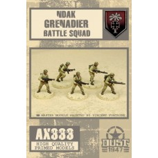 NDAK Grenadier Battle Squad Sand Vipers