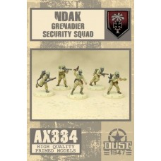 NDAK Security Grenadier Squad Tomb Cleaners