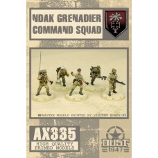 NDAK Command Grenadier Squad Fox Cubs