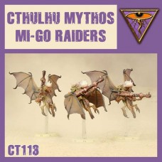 Mythos Mi-Go Riders