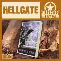 Dust 1947 OPERATION HELLGATE book