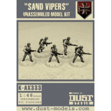 NDAK Grenadier Battle Squad Sand Vipers Kit