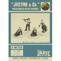 ''Justine & Co.'' Maintenance Contractors 1 Kit