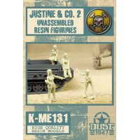 """Justine & Co."" Maintenance Contractors 2 Kit"