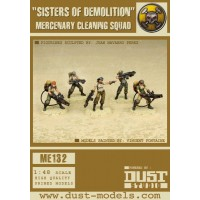 Sisters of Demolition