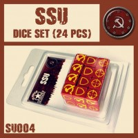 DUST 1947 SSU Dice Set