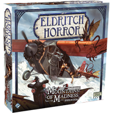 Mountains of Madness: Eldritch Horror Exp