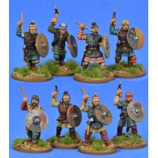 Salian Frank Warriors (1 point) (8)