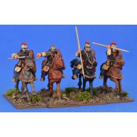 Roman Mounted Equites (Hearthguard) (1 point) (4)