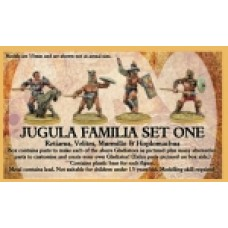 JUGULA Gladiators - FAMILIA 1