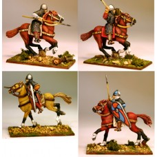 Breton Mounted Machiterns (Hearthguard)