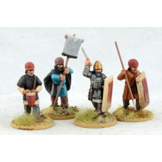 Sassanid Infantry Command One