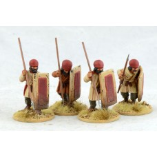 Sassanid Infantry Advancing