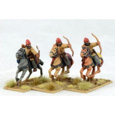 Sassanid Tribal Horse Archers (Hats)