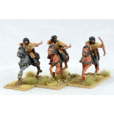 Sassanid Tribal Archers (bare head)