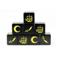 C&C Islamic Faction Dice