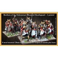 Mounted Ordensstaat Hearthguard (2 points)