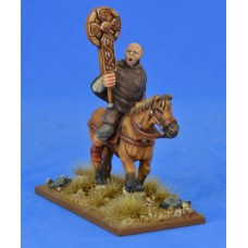 Mounted Celtic Christian Priest  (Pony)