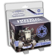 General Weiss Villain Pack: Star Wars Imperial Assault