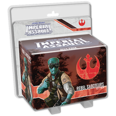 Rebel Saboteurs Ally Pack: Star Wars Imperial Assault