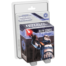 Kayn Somos Villain Pack : Star Wars Imperial Assault