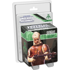 Dengar Villain Pack: Star Wars Imperial Assault