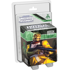 Bossk Villain Pack: Star Wars Imperial Assault