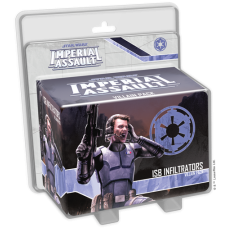 ISB Infiltrator Villain Pack: Star Wars Imperial Assault