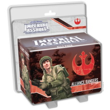 Alliance Rangers Ally Pack : Star Wars Imperial Assault