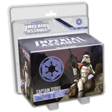 Captain Terro Villain Pack: Star Wars Imperial Assault